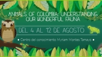Animals of Colombia: understanding our wonderful fauna
